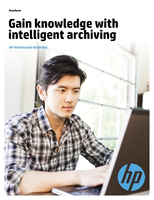 HP Information Archiving